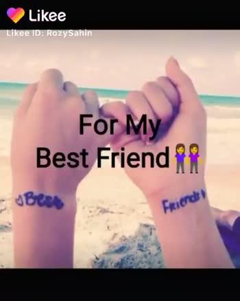 best friend👬 - ShareChat