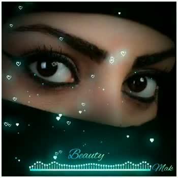 💕 காதல் ஸ்டேட்டஸ் - Beauty wwwwwww Mak Beauty Ami n Maki - ShareChat