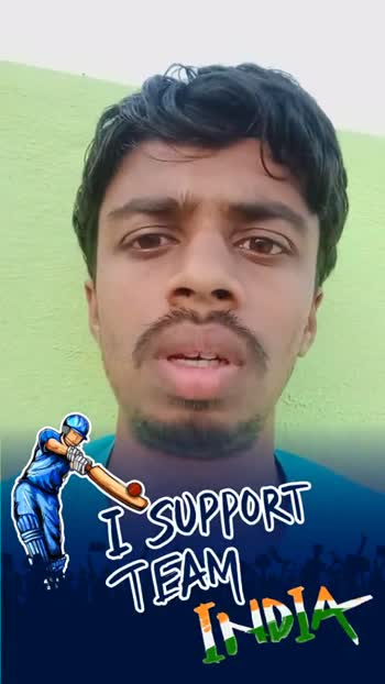 🏆సెమిఫైనల్ 1(IND vs NZ) - I SUPPORT I SUPPORT A - ShareChat