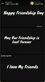 నమ్మ లేని నిజాలు - Posted On: @saichinna143chitti ShareChat Happy Friendship Day Abhinay May Our is Last Forever @abhinayedits I love My Friends - ShareChat