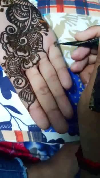 mehndi - ShareChat