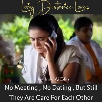 i miss you - I loving Distance lover 19 / Insta Aj Editz No Meeting , No Dating , But Still They Are Care For Each Other cerca Distance loves 19 / Insta Aj Editz No Meeting , No Dating , But Still They Are Care For Each Other - ShareChat