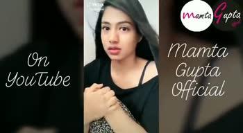 broken 💔 heart - mamta apta on Youtube Mamta Gupta Official UJ TIKTOK mamta upta On youtube Mamta Gupta Official - ShareChat