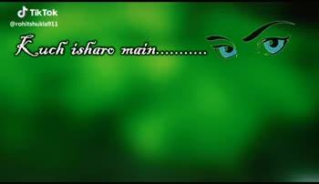 ❤️রোমান্টিক স্টেটাস - tumko ? ? ? ? ? Toe Dakhi te hain @ rohitshukla911 Sirf . . Tum @ rohitshukla911 - ShareChat