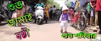 জামাই ষষ্ঠী - তানবীর LOINAT জামাই শুভশনিবার - ShareChat