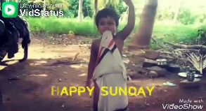happy Sunday - Download from HAPPY SUMAY Made with VideoShow - ShareChat