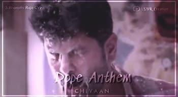 HBD சியான் விக்ரம் - S . Bharathi Raja CVE SBR Creation Dope Anthem CHIYAAN । न्वास्थ्य के लिए हानिकारक हैं । S . Bharathi Raja CVF D SBR _ Creation Dope Anthem CHIYAAN - ShareChat