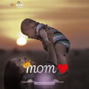 love u mom - O Marathi eelings mom Instagrammarathi . Feelings o Marathi eelings mom mmmllim Ilu TI Instagram @ marathi . Feelings - ShareChat
