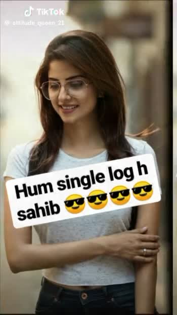 single life ✌️ - ShareChat