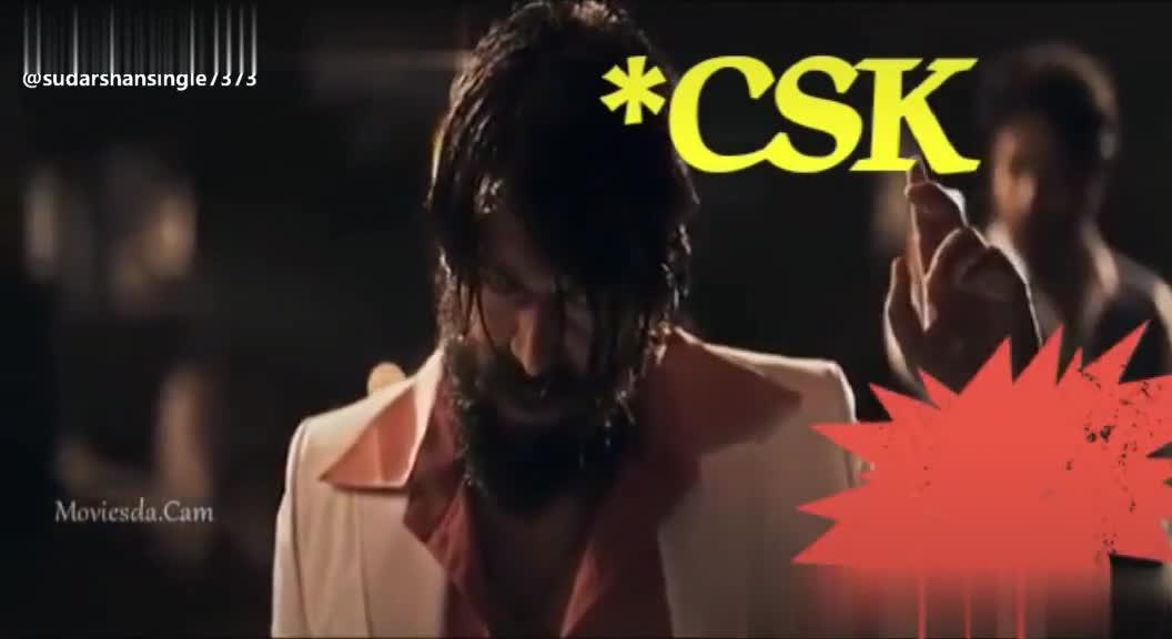 🏏 CSK vs KXIP - * COK Moviesda . Cam Tik Tok @ sudarshansingle7373 * CSK Moviesda . Cam @ sudarshansingle7373 - ShareChat