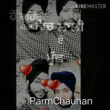 diljitdosanjh - Made with KINEMASTER ParmChauhan Made with KINEMASTER ParmChauhan - ShareChat