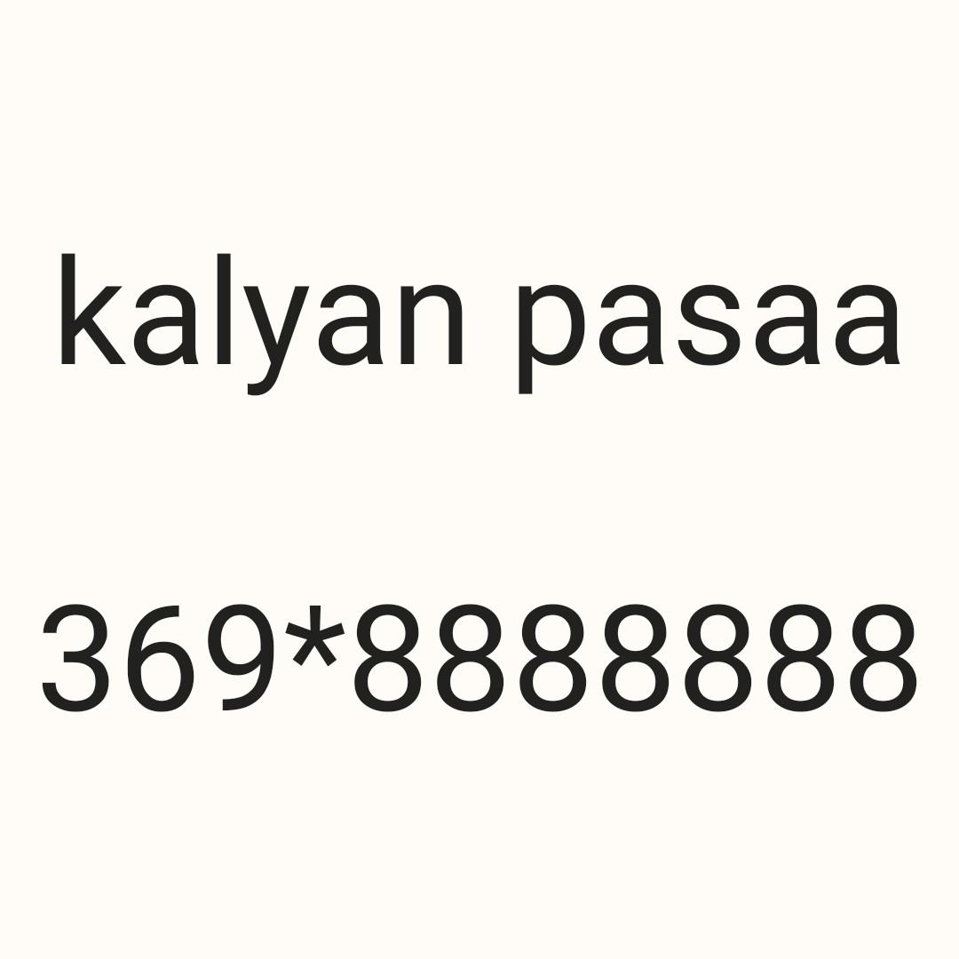 satta matka - kalyan pasaa 369 * 8888888 - ShareChat