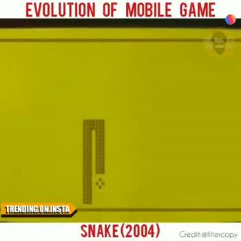 games - EVOLUTION OF MOB GAME Download app TRENDING . ON . INSTA TEMPLERUN ( 2011 ) Credit : @ filtercopy EVOLUTION OF MOB CAME Download app You kille TRENDING . ON INSTA Credit : @ filtercopy - ShareChat