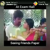 தமிழ் மீம்ஸ் - போஸ்ட் செய்தவர் : @ iltumapiatla gavi At Exam Hall Posted On : ShareChat ana editz After Seeing Question Paper - ShareChat