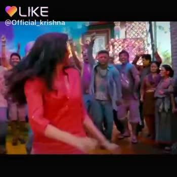 happy holi 🙂🙂🙂 - LIKE @ Official _ krishna LIKE APP Magic Video Maker & Community - ShareChat