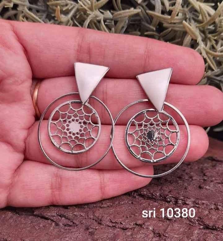 ear rings - sri 10380 - ShareChat