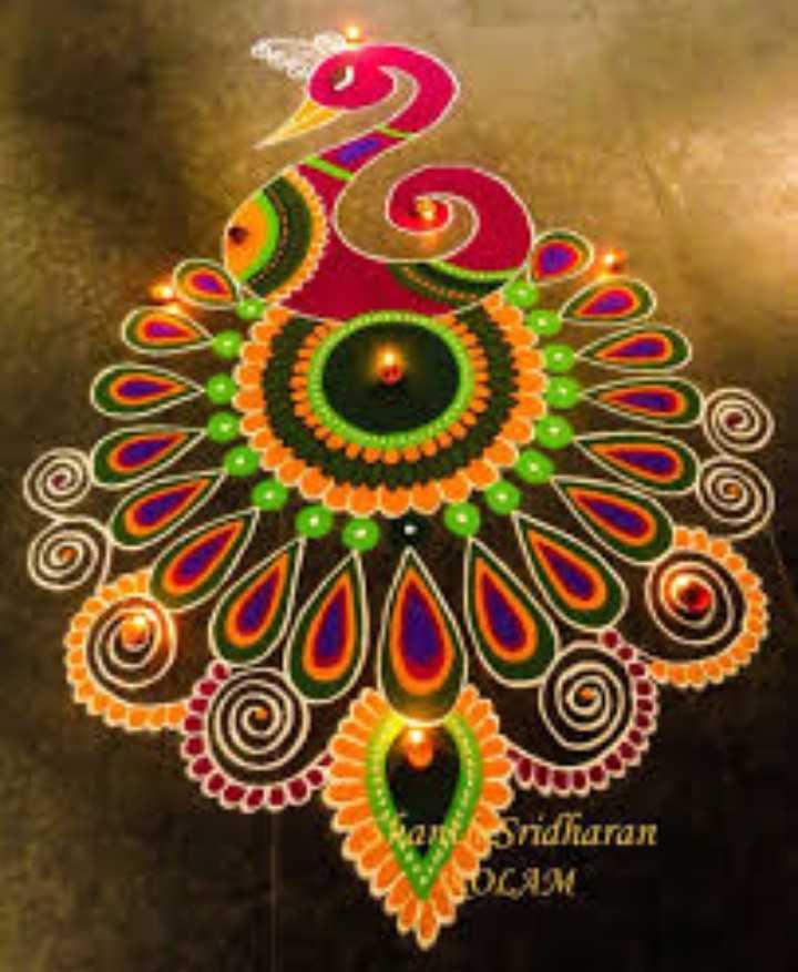 easy  rangoli - 0 Sridharan OCAM - ShareChat