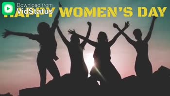 👩हैप्पी महिला दिवस - Download from yastatue lovely LOVERS . . Download from MARCH INTERNATIONAL WOMEN ' S DAY - ShareChat