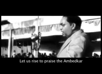 Ambedkar followers - He is the life of the Depressed - ShareChat
