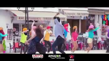 💃आंतरराष्ट्रीय नृत्य दिवस🕺 - DIL RAJU ADITYA MUSIC amazon 7 prime video ADITYA MUSIC amazon primevideo maa - ShareChat