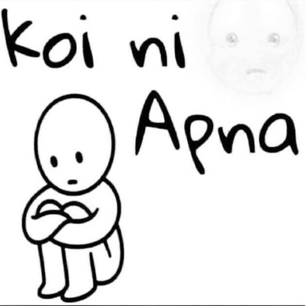 🤣 હેપી સિંગલ ડે 🚶♂️ - Koi ni n Apna - ShareChat