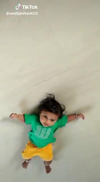 😉नटखट बच्चे - J @ sandipjadhav8115 @ sandipjadhav8115 - ShareChat