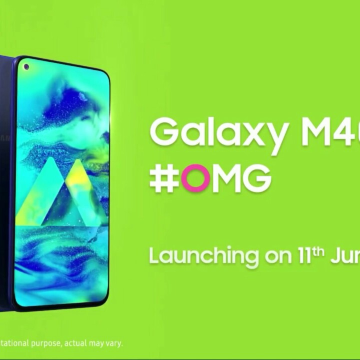 लाइफस्टाइल गैजेट्स - Galaxy M4 # MG Launching on 11th Jur tational purpose , actual may vary . - ShareChat