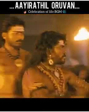 "தமிழச்சி - "" AAYIRATHIL ORUVAN . . . Celebration of life BGM akash _ eagle _ @ cr7 . . AAYIRATHIL ORUVAN . . . Celebration of life BGM akash _ eagle _ @ 7 - ShareChat"