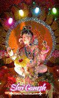 ਹੈਪੀ ਗਣੇਸ਼ ਚਤੁਰਥੀ - Shri Ganesh SmitCreation . com - ShareChat