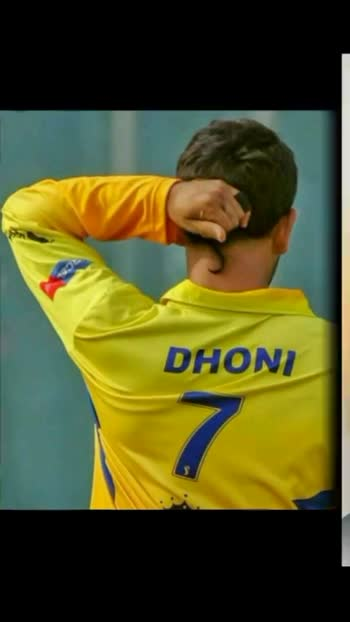 ms dhoni - ShareChat