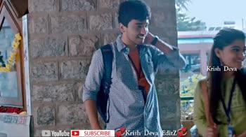 💕 காதல் ஸ்டேட்டஸ் - ALITY WAT Krish Deva - YouTube D SUBSCRIBE Krish Deva Editz Krish Deva YouTube D SUBSCRIBE Krish Deva Editz - ShareChat