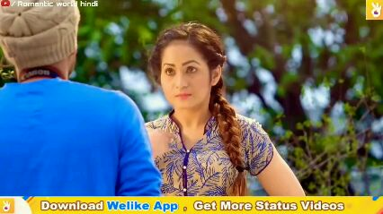 आजपासून तुझं नाव - Romantic world hindi , Romantic World Hindi 09 sa Download Welike App , Get More Status Videos Welike Download Free Whatsapp Status Videos Get it on Google play - ShareChat