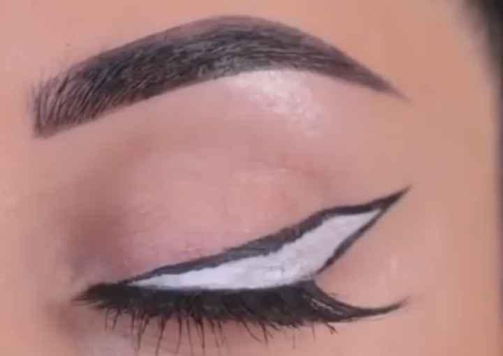 eye liner - ShareChat