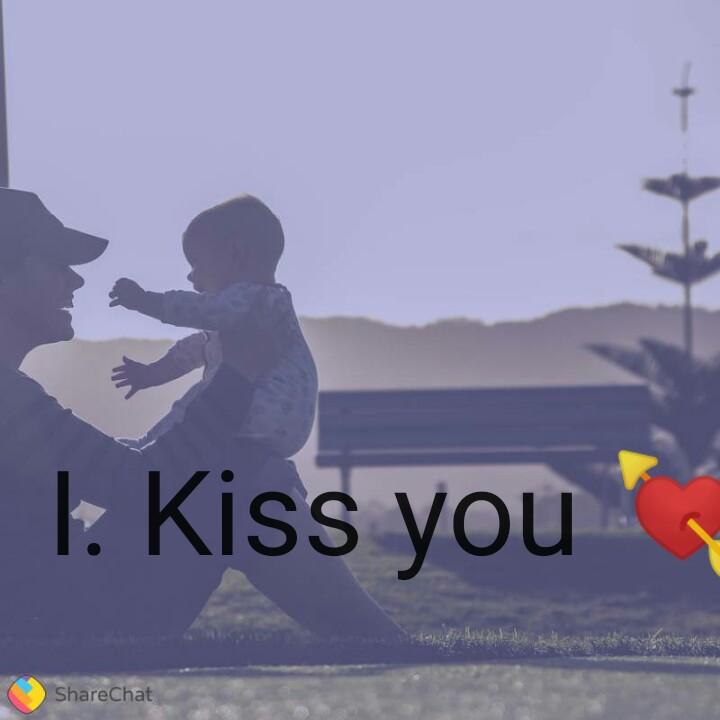thakor - 1 . Kiss you ShareChat - ShareChat