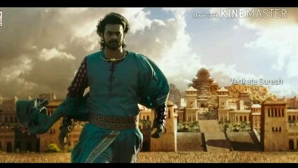 jai prabhas - Made with KINEMASTER Venkata Suresh - ShareChat