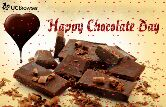 #happy chocolate day🍫 - UCĚrowser . . . Happy Chocolate Day . - ShareChat
