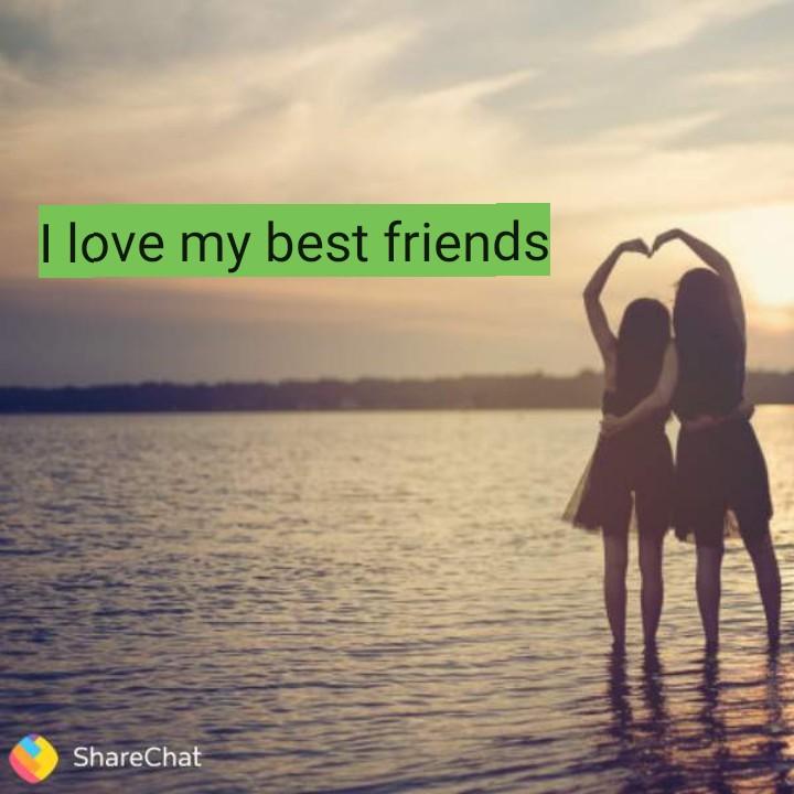 ☔ મારી છત્રી, મારો રેઇનકોટ 🕴 - I love my best friends ShareChat - ShareChat