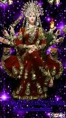 नवरात्रि का 7वां दिन - स्लेटी (ग्रे) - ShareChat