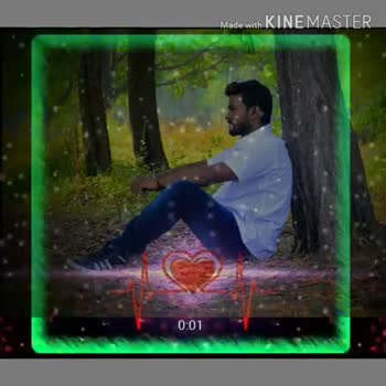 💕ಪ್ರೀತಿಯ ಹಾಡು - Made with KINEMASTER 0 : 11 Made with KINEMASTER 0 : 27 - ShareChat