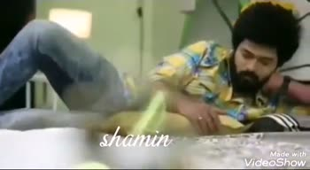 💕 காதல் ஸ்டேட்டஸ் - ZEES WE HD shamin RELANGE ideoShow : shamin Made with VideoShow - ShareChat