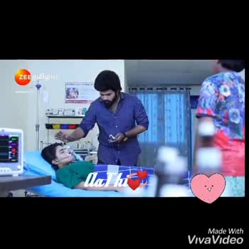 🌸 செம்பருத்தி - La Made With VivaVideo ZEESWI HD airtel Made With VivaVideo - ShareChat