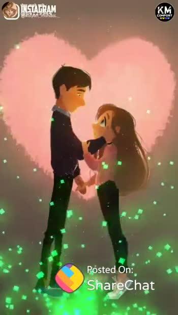 Romantic Love 🎶Song - INSTAGRAM Posted On : ShareChat ShareChat love Vs friendship 64129944 my dear frd teri bina duniya end XX Follow - ShareChat