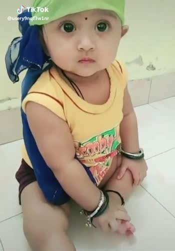 baby - Tik Tok @ usery9nqf3winr @ usery9ngf3winr - ShareChat