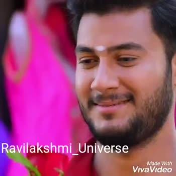 👩 நாயகி மெகா தொடர் - Ravilakshmi _ Universe Made With VivaVideo Ravilakshmi _ Universe Made With VivaVideo - ShareChat