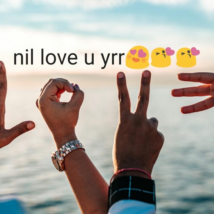 🌹प्रेमरंग - nil love u yrr * * * - ShareChat