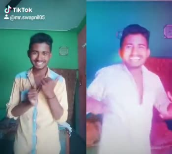 tik tok - : @ mr . swapnilos @ mr . swapnilo5 - ShareChat