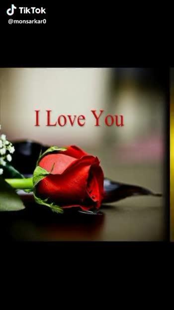 💏इश्क़-मोहब्बत - i Love You @ monsarkaro @ monsarkaro - ShareChat