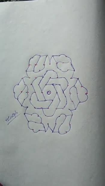 ➰ ముగ్గు ముచ్చట➰ - 13సంహ6 . 3సందు - ShareChat