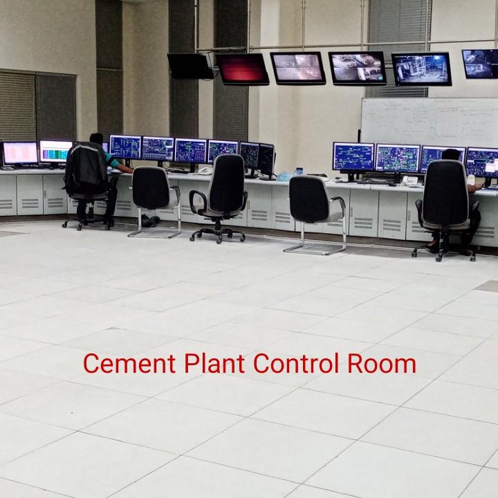 কষ্টদায়ক - Cement Plant Control Room - ShareChat