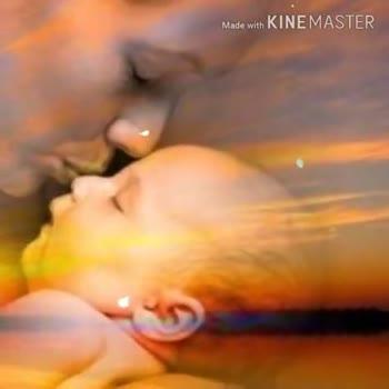 मेरी प्यारी माँ - Made with KINEMASTER AANCHAL MEIN , Made with KINEMASTER MAA , ! - ShareChat
